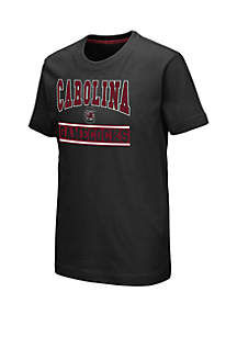 Colosseum Athletics Boys 8-20 South Carolina Gamecocks Dadoo T Shirt