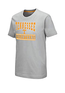 Colosseum Athletics Boys 8-20 Tennessee Volunteers Dadoo T Shirt