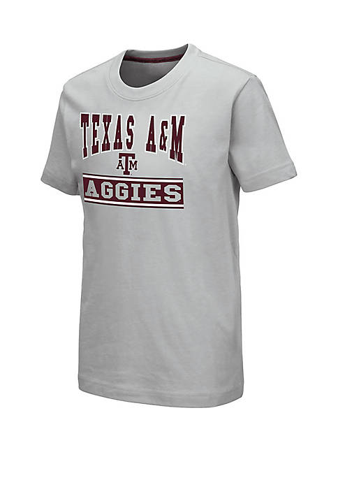 Boys 8-20 NCAA Texas A&M Aggies Short Sleeve T-Shirt