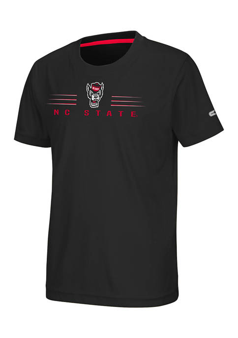 Boys 8-20 NCAA NC State Wolfpack Rubberized Print T-Shirt