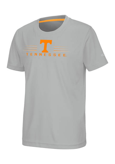 Boys 8-20 NCAA Tennessee Volunteers Rubberized Print T-Shirt