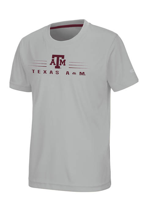 Colosseum Athletics Boys 8-20 NCAA Texas A&M Aggies