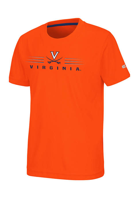Colosseum Athletics Boys 8-20 NCAA Virginia Cavaliers Short
