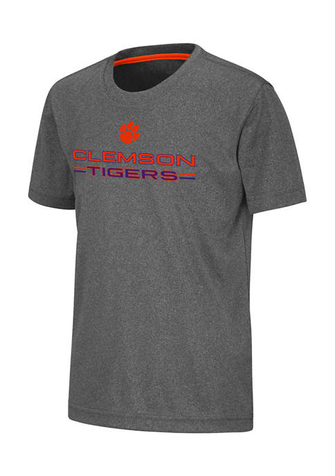 Colosseum Athletics Boys 8-20 NCAA Clemson Tigers Suds