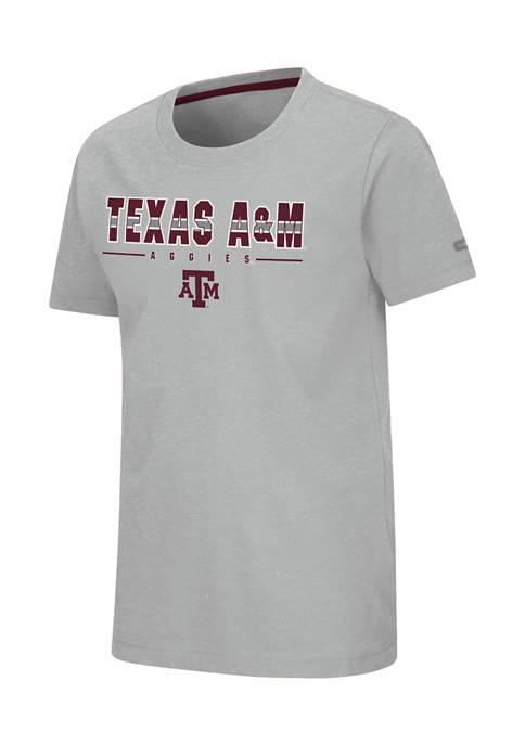 Colosseum Athletics Boys 8-20 NCAA Texas A&M Aggies