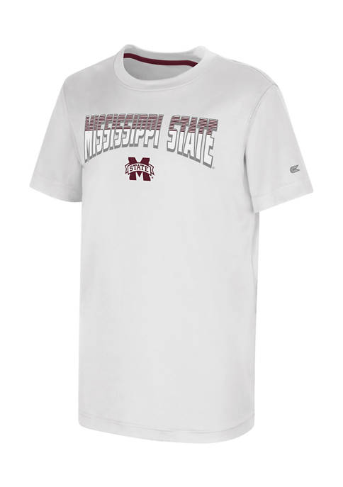 NCAA Mississippi State Bulldogs Boys 8-20  Short Sleeve Graphic T-Shirt