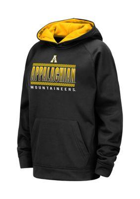 Colosseum Athletics Boys Boys 8-20 Ncaa Rubberized Logo Graphic Hoodie