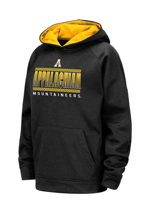Colosseum Athletics Boys 8-20 NCAA Rubberized Logo Graphic