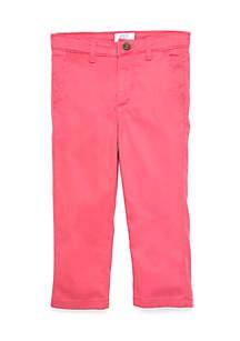 Boys 4-8 Flat Front Pants