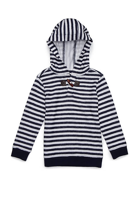 Crown & Ivy™ Boys 4-8 Pullover Hoodie with
