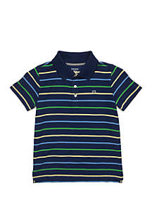 6930739144215 ... Crown & Ivy™ Boys 4-8 Polo Shirt with Flat Knit Collar
