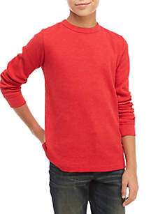 Boys 8-20 Long Sleeve Thermal Top