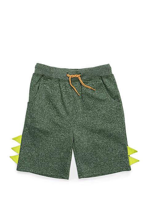 Lightning Bug Boys 4-8 Dino Shorts