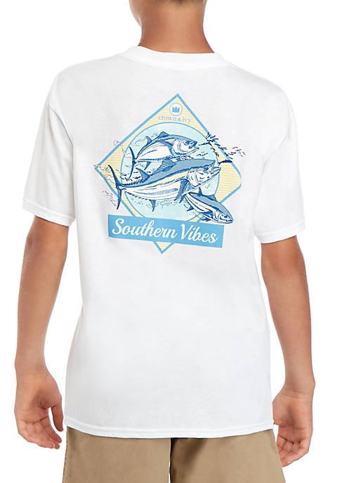 Boys 8-20 Southern Charlie T-Shirt