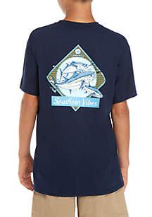 Crown & Ivy™ Boys 8-20 Southern Charlie T-Shirt