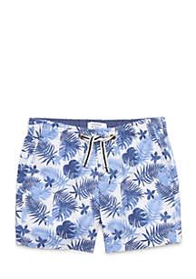 Boys 4-8 Printed Shorts