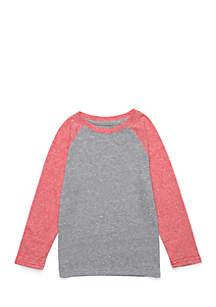 Boys 4-10 Long Sleeve Raglan T-Shirt