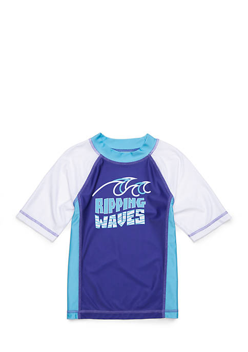 Lightning Bug Boys 4-10 Rashguard