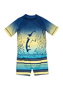 Lightning Bug Boys 4-7 Swim Set