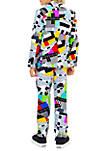 Boys 4-7 Testival Suit
