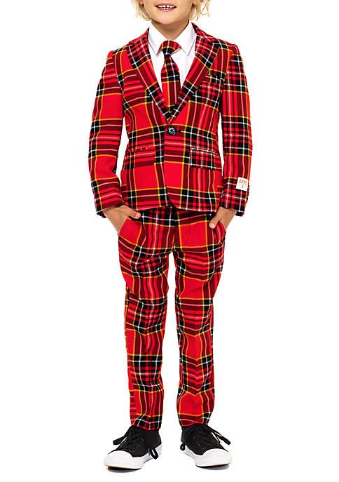 OppoSuits Boys 4-7 Lumberjack Suit