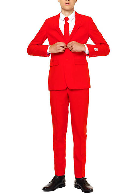 OppoSuits Red Devil Suit Boys 8-20