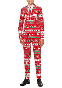 Winter Wonderland Suit Boys 8-20