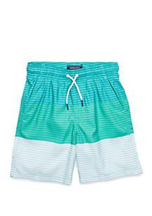 Crown & Ivy™ Boys 8-20 Swim Shorts