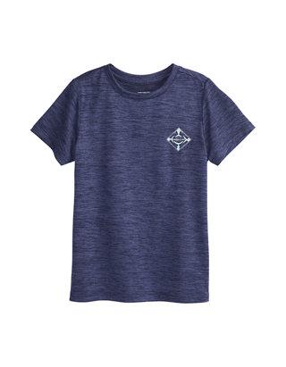 Crown & Ivy™ Boys 4-7 Short Sleeve Graphic T-Shirt | belk