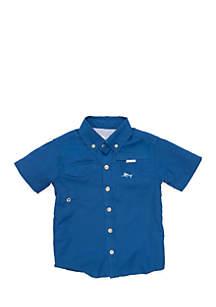 Boys 4-7 Fishing Shirt