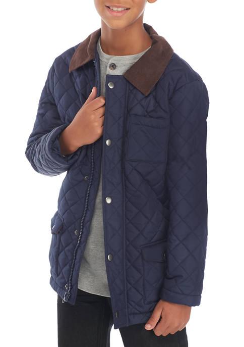Crown & Ivy™ Boys 8-20 Barn Jacket