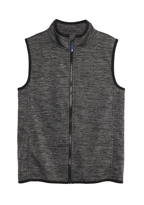 Boys 8-20 Vest with Pockets