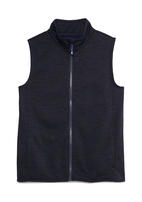 Crown & Ivy™ Boys 8-20 Vest with Pockets