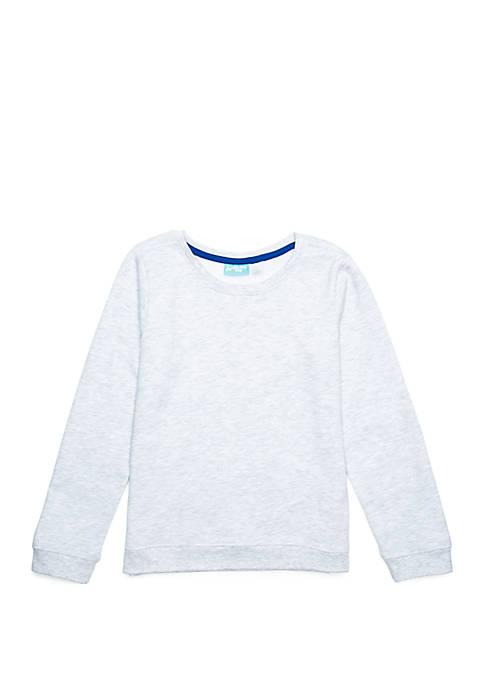 Boys 4-10 Long Sleeve Pullover