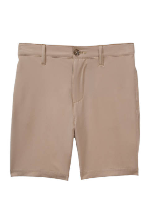 Crown & Ivy™ Boys 4-8 Performance Shorts