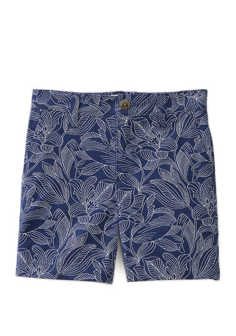 Crown & Ivy™ Boys 4-7 Family Shorts