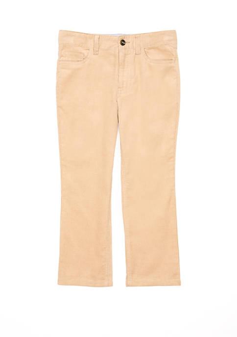 Crown & Ivy™ Boys 4-7 Corduroy Pants