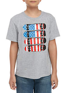 TRUE CRAFT Boys 8-20 United We Shred Graphic T Shirt