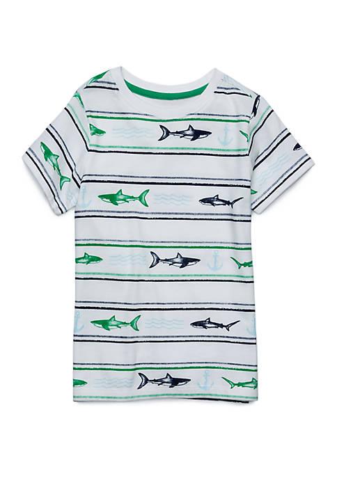Boys 4-8 Short Sleeve Fashion Tee