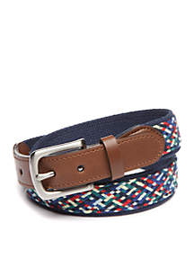 Boys 4 - 20 Multi Braided Belt