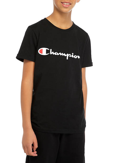 Champion® Boys 8-20 Heritage Logo Graphic T-Shirt