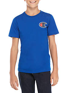 Champion® Boys 8-20 Logo T Shirt