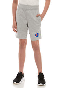 Champion® Boys 8-20 French Terry Shorts