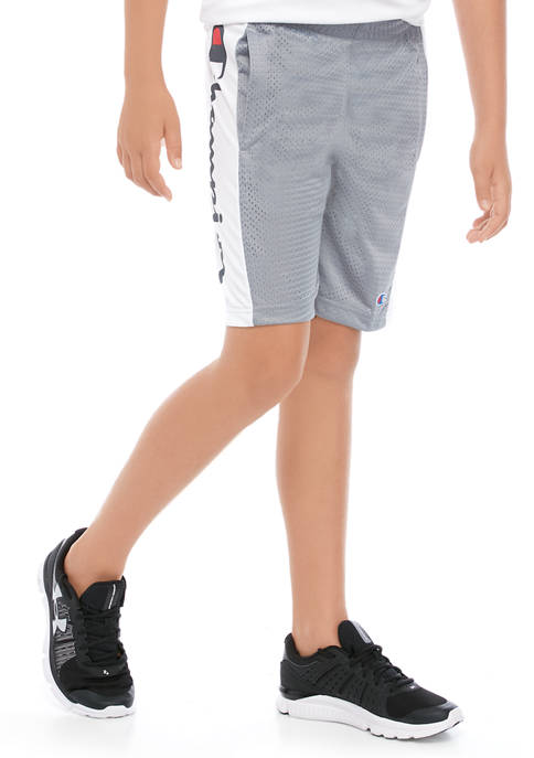 Champion® Boys 8-20 Logo Shorts