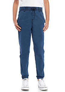Boys 8-20 Stretch Joggers