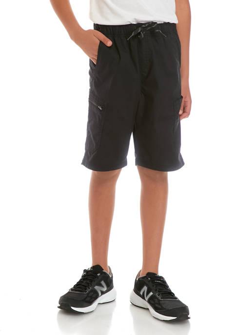 Boys 8-20 Amos Ripstop Cargo Shorts