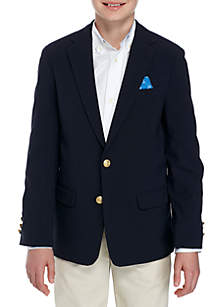 Blazer With Anchor Lining Boys 8-20
