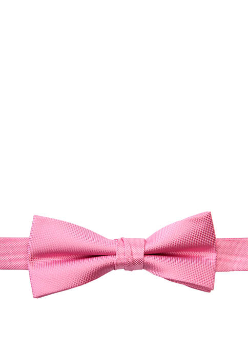 Crown & Ivy™ Boys Fashion Chambray Bow Tie