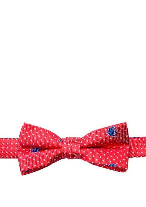Crown & Ivy™ Boys Fashion Dot Fish Bow