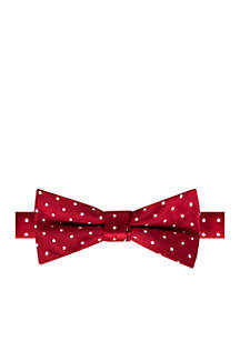 Red Polka Dot Tie